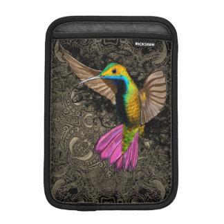Hummingbird in Flight iPad Mini Sleeve