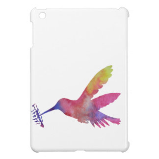 Hummingbird iPad Mini Case