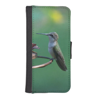 Hummingbird, iPhone Wallet Case.