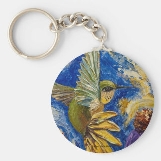 Hummingbird Key Chains