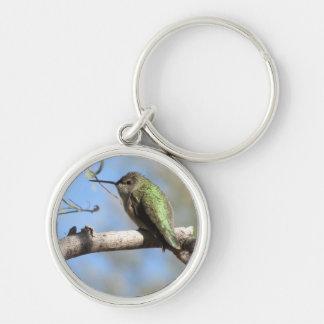Hummingbird Keychain