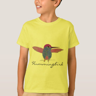 Hummingbird Kids Shirts