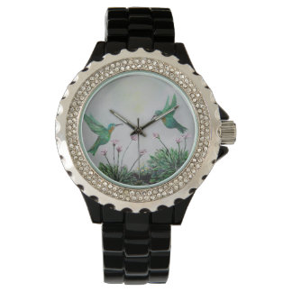 Hummingbird Love Watches