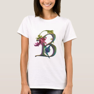 Hummingbird Monogram B T-Shirt