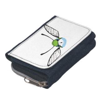 Hummingbird moth oosukashiba wallets