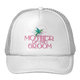 Hummingbird Mother of the Groom Hat