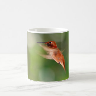 Hummingbird Basic White Mug