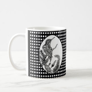 Hummingbird Mug for bird-lovers!
