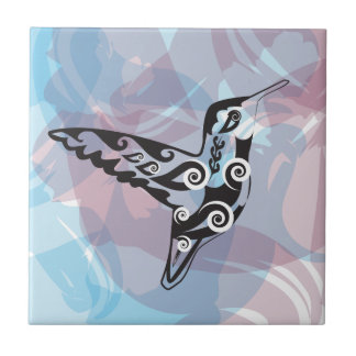 hummingbird nz small square tile