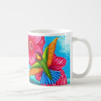 Hummingbird Ocean Coffee Mug