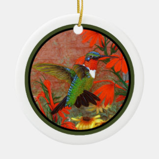 Hummingbird Ornament - Personalize It!