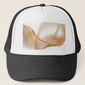 Hummingbird Petal Trucker Hat