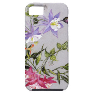 Hummingbird Petals Wrap-Around iPhone 5 Covers