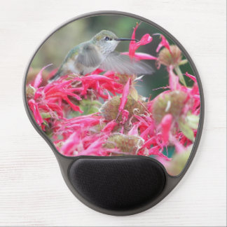 Hummingbird Photo Gel Mouse Mat