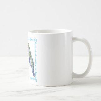 Hummingbird Poem Coffee Mug