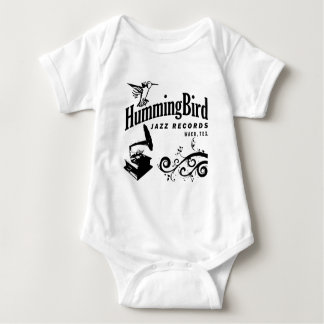 Hummingbird Records Baby Bodysuit