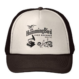 Hummingbird Records Cap