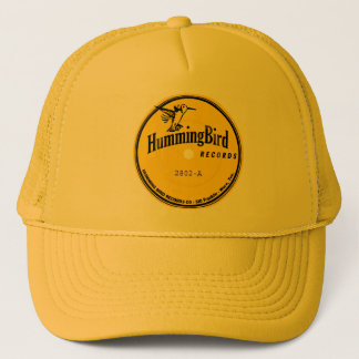 Hummingbird Records label Trucker Hat