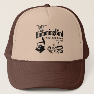 Hummingbird Records Trucker Hat