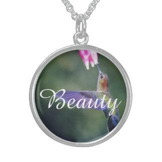Hummingbird RMUnlimited Necklace.