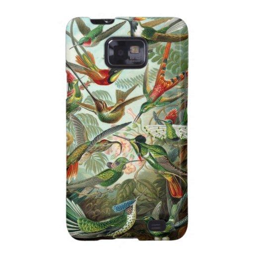 Hummingbird Samsung Galaxy Case Samsung Galaxy S2 Cases