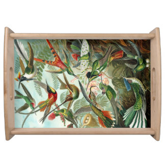 Hummingbird Tray Service Trays