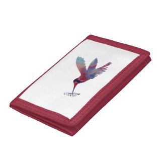 Hummingbird Tri-fold Wallet
