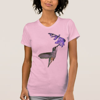 Hummingbird with Mona Lavender T-Shirt