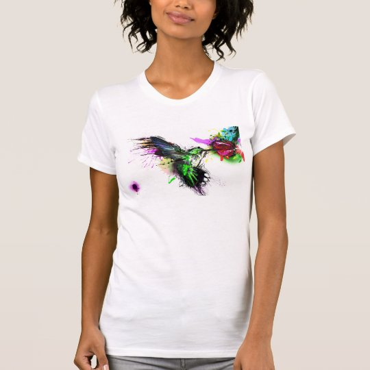 Hummingbird Women's American Apparel Fine T-shirt