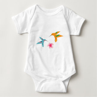 Hummingbirds Baby Bodysuit