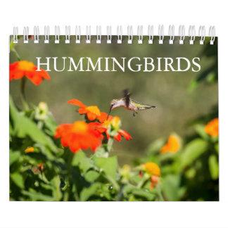 Hummingbirds Calendars