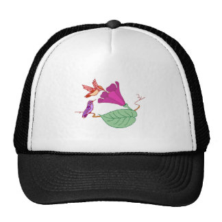 Hummingbirds Mesh Hats