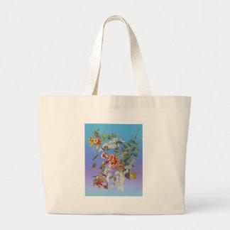 Hummingbirds Jumbo Tote Bag