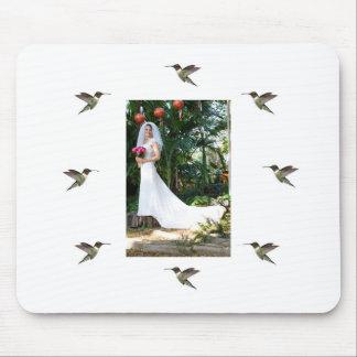 Hummingbirds Mouse Mat