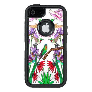 Hummingbirds OtterBox Defender iPhone Case