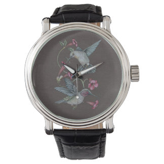 Hummingbirds & Vine Watch
