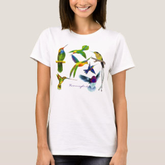 Hummingbirds Women's Fashion Shirt