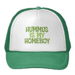 Hummus Is My Homeboy Hat