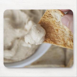 Hummus Mousepad