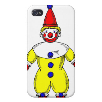 Humor: Clowns Cases For iPhone 4
