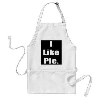 Humor I Like Pie Meme Aprons