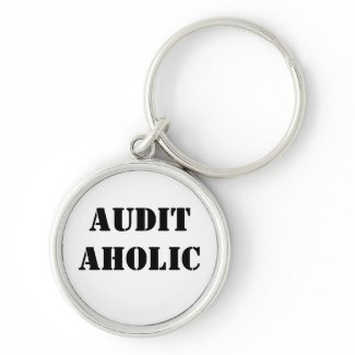 audit keychain joke