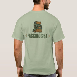 Humorous Backpacking T-Shirt