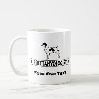 Humorous Brittany Classic White Coffee Mug