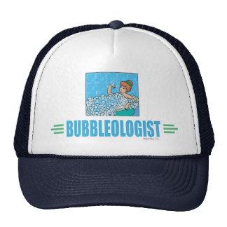 Humorous Bubble Bath Cap