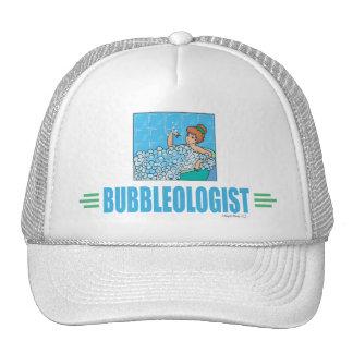 Humorous Bubble Bath Trucker Hat