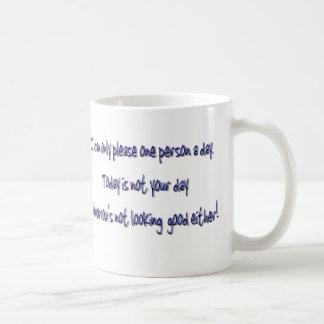 Humorous Coffee Mug Funny saying