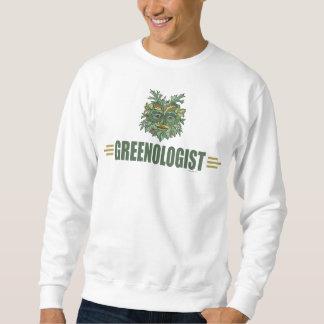 Humorous Environment Sweatshirt