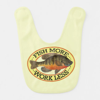 Humorous Fishing Bib