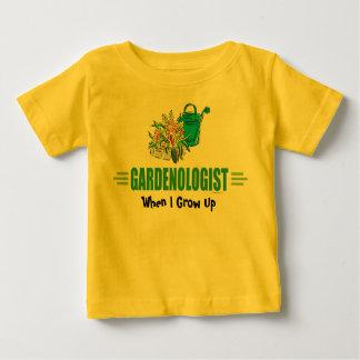 Humorous Gardener, Gardening Baby T-Shirt